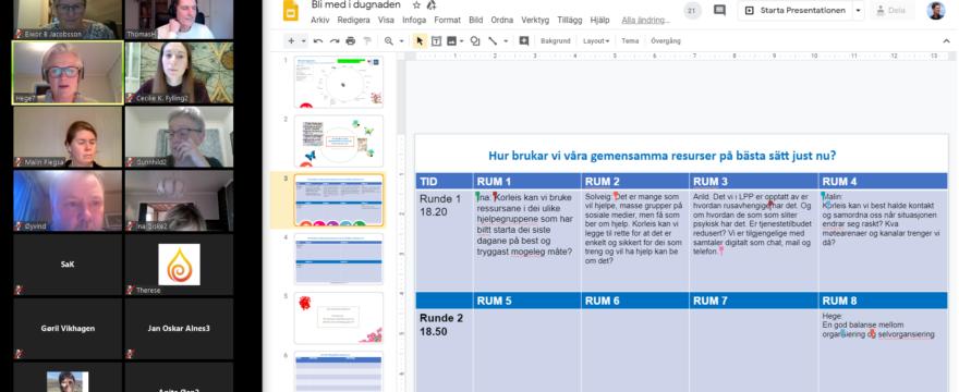 Onlinemöten med civilsamhället – Ålesunds kommun går i bräschen